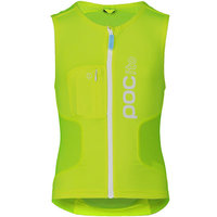 POC POCITO VPD AIR VEST FLUORESCENT YELLOW/GREEN 21