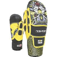 LEVEL WORLDCUP JR CF MITT YELLOW 20