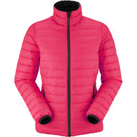 EIDER TWIN PEAKS JKT W CANDY PINK/DARK NIGHT 19