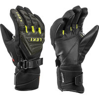 LEKI GANTS RACE COACH C-TECH JUNIOR NOIR/JAUNE 20