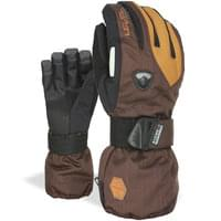 LEVEL GLOVE FLY PK BRUN 19