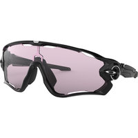 OAKLEY JAWBREAKER POL BLK PRIZM LOW LIGHT 20