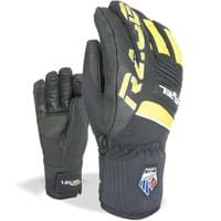 Technologie LEVEL LEVEL GANT RACE JR NOIR JAUNE 19 - Ekosport
