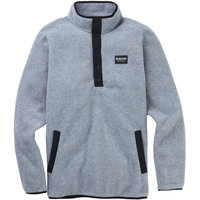 Technologie BURTON BURTON M HEARTH FLC PLVR GRAY HEATHER 20 - Ekosport
