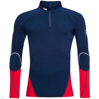 ROSSIGNOL INFINI COMPRESSION RACE TOP DARK NAVY 20