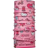 BUFF HELLO KITTY CHILD POLAR BUFF MAILING ROSE/DRAGON FRUIT 19