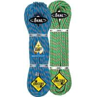BEAL COBRA II 8.6MM 2X60M GD BLUE-GREEN 20