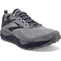 BROOKS CASCADIA 14 GREY/NAVY 20