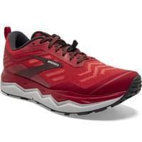 BROOKS CALDERA 4 HIGH RISK RED/EBONY/GREY 20