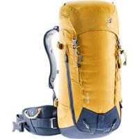 DEUTER GUIDE 34+ CURRY/NAVY 20