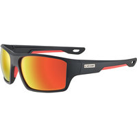 CEBE STRICKLAND SOFT TOUCH BLACK RED ZONE GREY CAT.3 RED 20