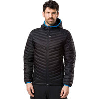 VERTICAL DOWN JACKET BLACK 19