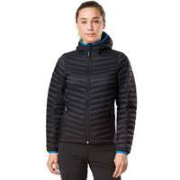 VERTICAL DOWN JACKET W BLACK 19