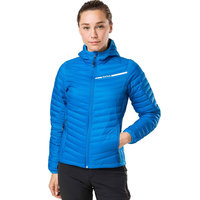 VERTICAL DOWN JACKET W BLUE 19