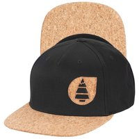PICTURE NARROW CAP BLACK 20