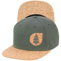 PICTURE NARROW CAP W ARMY GREEN 20