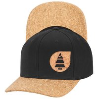 PICTURE LINE BASEBALL CAP BLACK 20