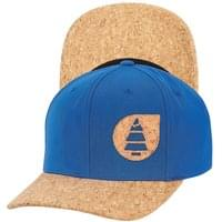 PICTURE LINE BASEBALL CAP BLUE 20