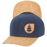 PICTURE LINE BASEBALL CAP DARK BLUE 20