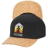 PICTURE MALMO BASEBALL CAP BLACK 20