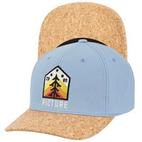 PICTURE MALMO BASEBALL CAP DENIM 20