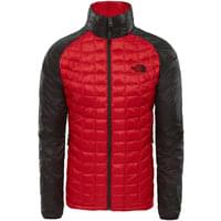THE NORTH FACE THERMOBALL SPORT JKT TNF RED/TNF BLK 20
