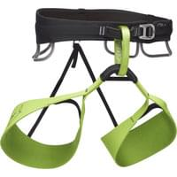 Escalade - Alpinisme BLACK DIAMOND BLACK DIAMOND SOLUTION HARNESS HONNOLD EDTN V0ERDE 20  - Ekosport