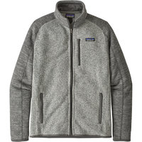 PATAGONIA M'S BETTER SWEATER JKT NICKEL/FORGE GREY 21