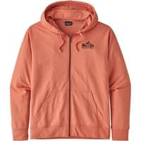 PATAGONIA M'S FITZ ROY SCOPE LW FULL-ZIP HOODY MELLOW MELON 20