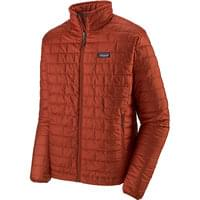 PATAGONIA M'S NANO PUFF JKT ROOTS RED 20