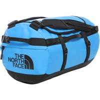 THE NORTH FACE BASE CAMP DUFFEL - S CLEAR LAKE BLUE/TNF BLK 20