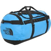 THE NORTH FACE BASE CAMP DUFFEL L CLEAR LAKE BLUE/TNF BLACK 20