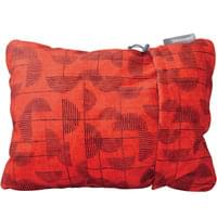 THERMAREST COMPRESSIBLE PILLOW RED PRINT S 20