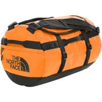 THE NORTH FACE BASE CAMP DUFFEL S PERSIAN ORANGE/TNF BLACK 20