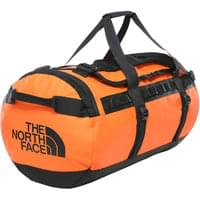 THE NORTH FACE BASE CAMP DUFFEL M PERSIAN ORANGE/TNF BLACK 20