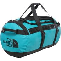 THE NORTH FACE BASE CAMP DUFFEL M FANFARE GREEN/TNF BLACK 20