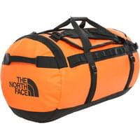 THE NORTH FACE BASE CAMP DUFFEL L PERSIAN ORANGE/TNF BLACK 20