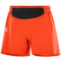 SALOMON SENSE PRO SHORT M CHERRY TOMATO/BLACK 20
