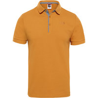 THE NORTH FACE M PREMIUM POLO PIQUE CITRINE YELLOW 19