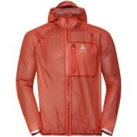 ODLO JACKET ZEROWEIGHT DUAL DRY WATERPROOF MANDARIN RED 20