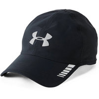 Nouveautés Eté 2020 UNDER ARMOUR UNDER ARMOUR UA LAUNCH AV CAP BLACK GRAPHITE SILVER 20 - Ekosport