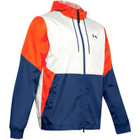 UNDER ARMOUR UA LEGACY WINDBREAKER ONYX WHITE / AMERICAN BLUE / AMERICAN BLUE 20