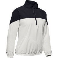 UNDER ARMOUR WOVEN ANORAK ONYX WHITE / BLACK / ONYX WHITE 20