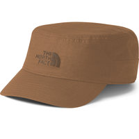 THE NORTH FACE LOGO MILITARY HAT CEDAR BROWN 20