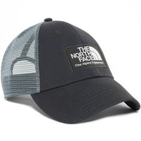 THE NORTH FACE MUDDER TRUCKER HAT ASPHALT GREY 20