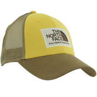 THE NORTH FACE MUDDER TRUCKER HAT BAMBOO YELLOW 20