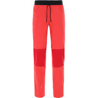 THE NORTH FACE W CLIMB PANT CAYENNE RED 20