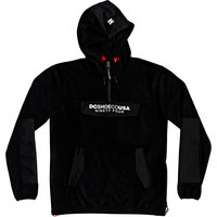 DC SHOES TAGANS HOOD M BLACK 20