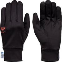 ROXY HYDROSMART LINER GLOVES TRUE BLACK 20