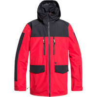DC SHOES COMPANY JKT RACING RED 20
